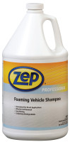 Zep Professional® Foaming Vehicle Shampoos