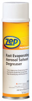 Zep Professional® Fast Evaporating Aerosol Solvent Degreasers