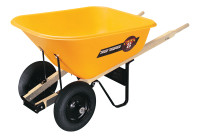 TRUE TEMPER® Wheelbarrows