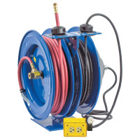 Coxreels® C Series Combination Spring Driven Air Hose Reels