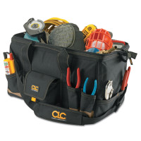 CLC Custom Leather Craft MegaMouth™ Tool Bag