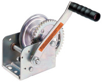Standard Duty Pulling Winches, 1,300 lb Load Cap.