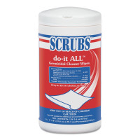 Scrubs® do-it ALL™ Germicidal Cleaner Wipes