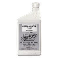 Lubriplate® Chain & Cable Fluids