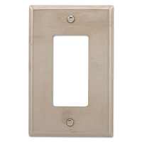 Cooper Wiring Devices Stainless Steel Wallplates