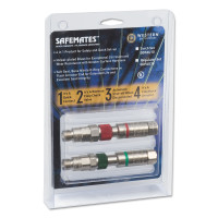 Western Enterprises Safemate Quick Connect Sets w/Built-In Flash Arrestors