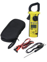 General Tools Rugged HVAC True RMS Amp Clamp Meters