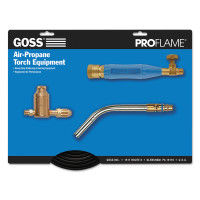 Goss® Target® Air-Propane Torch Outfits