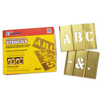 C.H. Hanson® 33 Piece Single Letter Sets
