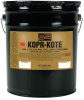 Jet-Lube Kopr-Kote® Oilfield Drill Collar and Tool Joint Compound