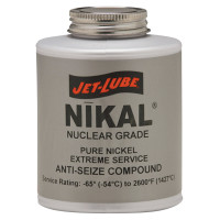 Jet-Lube Nikal® Nuclear Grade High Temperature Anti-Seize & Thread Lubricants
