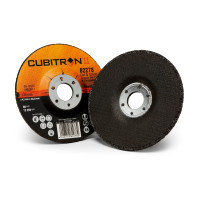 3M™ Abrasive Cubitron™ II Cut & Grind Wheels | Cubitron II Cut and Grind Wheels, 5 in, 7/8 in Arbor, 36+, 12,250 rpm