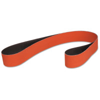3M™ Abrasive Cloth Belts 984F | Belts 984F, 2 in X 132 in, 36+, Precision Shaped Ceramic Grain