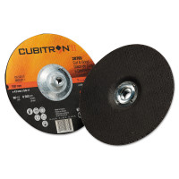 3M™ Abrasive Cubitron™ II Cut & Grind Wheels | Cubitron II Cut & Grind Wheel, 7 in Dia, 1/8 in Thick, 5/8 in-11 Arbor