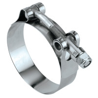 Ideal® Heavy-Duty T-Bolt Clamp
