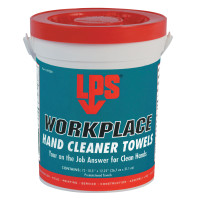 LPS® WorkPlace Hand Cleaner Towels