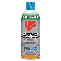 LPS® FOODLUBE Penetrating Oil Synthetic Lubricants