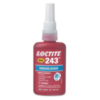 Loctite¨ 243ª Medium Strength Blue Threadlockers
