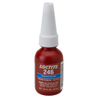 Loctite¨ 246ª Threadlockers, Medium Strength/High Temperature