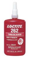 Loctite¨ 262ª Threadlockers, Medium to High Strength