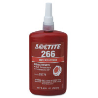 Loctite¨ 266ª Threadlockers, High Strength/High Temperature