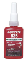Loctite¨ 635ª Retaining Compound, High Strength/Slow Cure