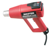 Master Appliance Proheat® LCD Programmable Heat Guns