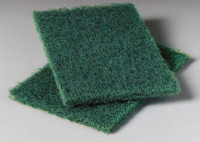 3M™ Personal Safety Division Scotch-Brite™ Heavy Duty Scouring Pads 86 | Scotch-Brite Heavy Duty Scouring Pads 86, Green