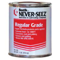 Never-Seez Regular Grade Compounds