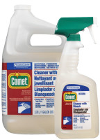 Procter & Gamble Comet® Cleaners with Bleach