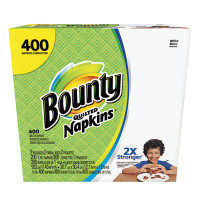 Procter & Gamble Bounty® Quilted Napkins