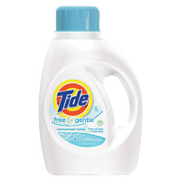Procter & Gamble Tide® Free & Gentle Laundry Detergents