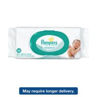 Pampers® Sensitive Baby Wipes
