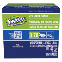 Procter & Gamble Swiffer® Dry Refill Cloths
