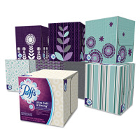 Puffs® Ultra Soft & Strong™ Facial Tissue