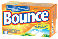 Procter & Gamble Bounce® Fabric Softener Sheets