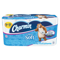 Procter & Gamble Charmin® Ultra Soft Bathroom Tissue