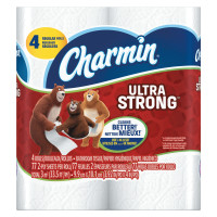 Procter & Gamble Charmin® Ultra Strong Bathroom Tissue