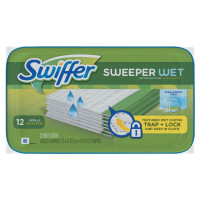 Procter & Gamble Swiffer® Wet Refill Cloths