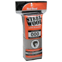 Red Devil Steel Wool | Steel Wool, Extra Fine, #000