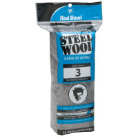 Red Devil Steel Wool | Steel Wool, Course, #3