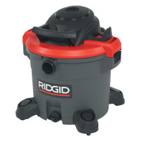 Ridgid® Red Wet/Dry Vac Model 1200RV