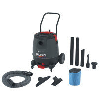 Ridgid® Motor-On-Bottom Wet/Dry Vac Model 1650RV