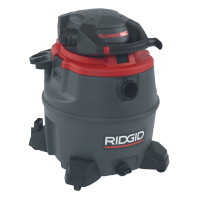 Ridgid® Red Wet/Dry Vac Model 1620RV with Detachable Blower
