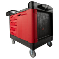 Rubbermaid Commercial TradeMaster® Mobile Cabinets and Work Centers