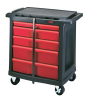 Rubbermaid Commercial Mobile Work Centers