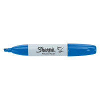 Sharpie® Chisel Point Permanent Markers