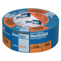Shurtape¨ ShurRELEASE Blue Professional Painters Tapes