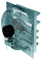 TPI Corp. Direct Drive Exhaust Fans