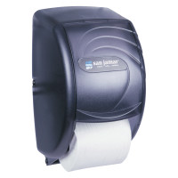 SAN JAMAR DISPENSER Duett Standard Bath Tissue Dispenser